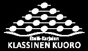 Etelä-Karjalan klassisen kuoron logo